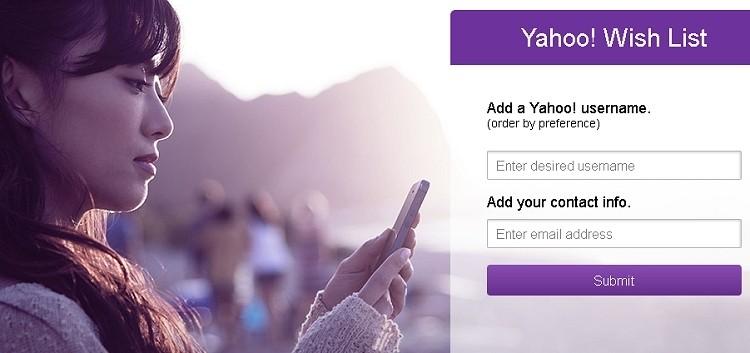 yahoo ids username