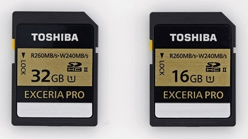 toshiba sd card