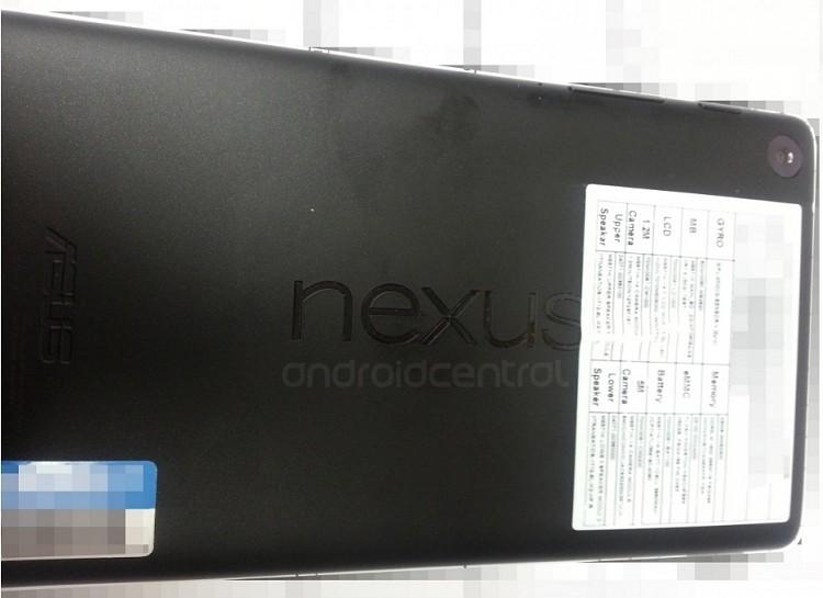 nexus google asus tablet nexus 7