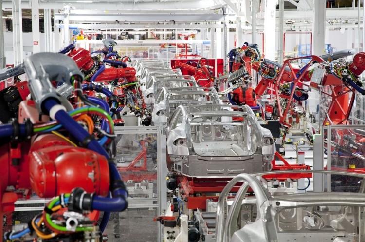 tesla, model, elon musk, robotics, tesla motors