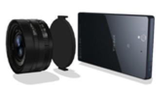 sony smartphone camera lens attachment