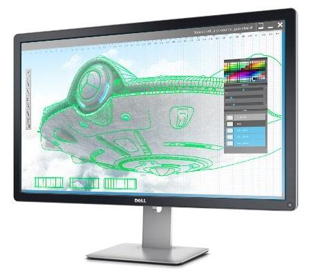dell ultrasharp ultra ultra hd 4k monitor display