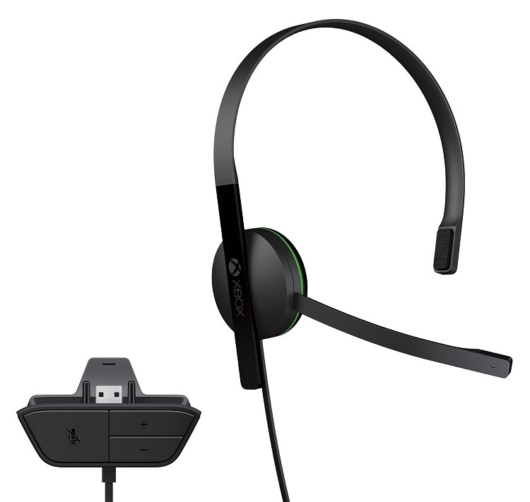 microsoft xbox controller headset xbox one