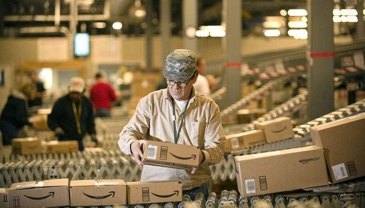 amazon, jobs, customer service, fulfillment center