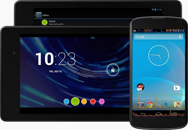 android, nexus, performance, trim, flash memory, lag, android 4.3