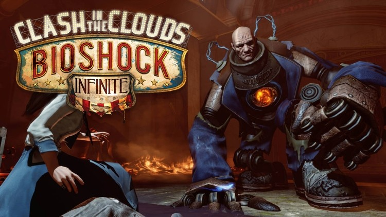 dlc, gaming, bioshock infinite, ken levine, burial at sea, rapture