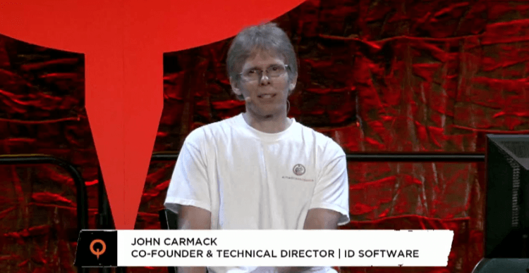 kinect, id software, xbox 360, ps4, john carmack, xbox one