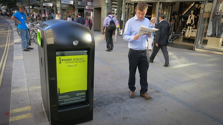 Smart Trash Cans Collect More Than Your Discarded Garbage