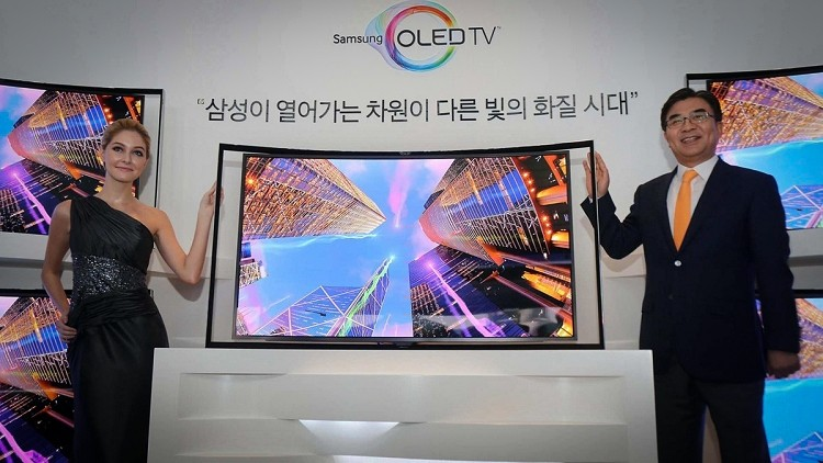 samsung, oled, lg, television, curved tv