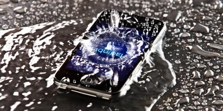 smartphone, case, liquipel