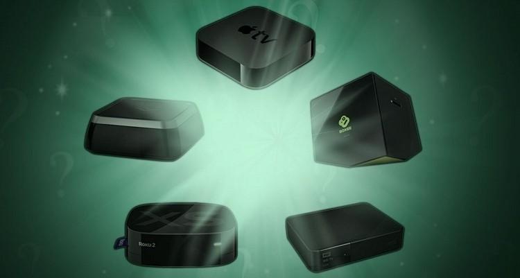 apple, roku, apple tv, set top box, chromecast, streaming media, streaming media player