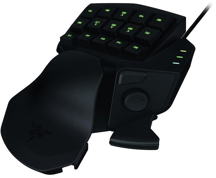 razer announces tartarus tournament gaming keypad limitless customization razer tartarus gaming keypad