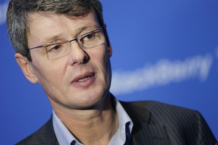blackberry, acquisition, fired, thorsten heins, blackberry ceo