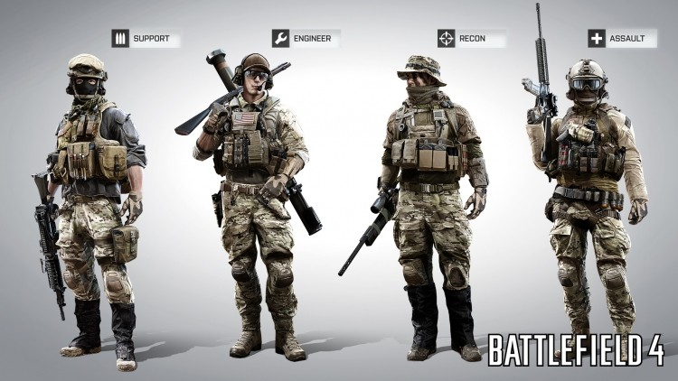 battlefield, assault, dice, multiplayer, battlefield 4, engineer