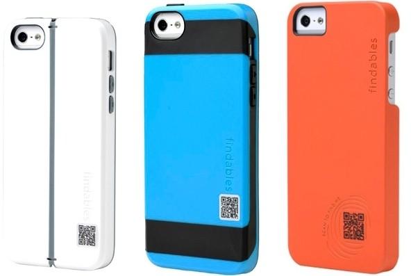find my iphone, qr code, phone case, lost phone