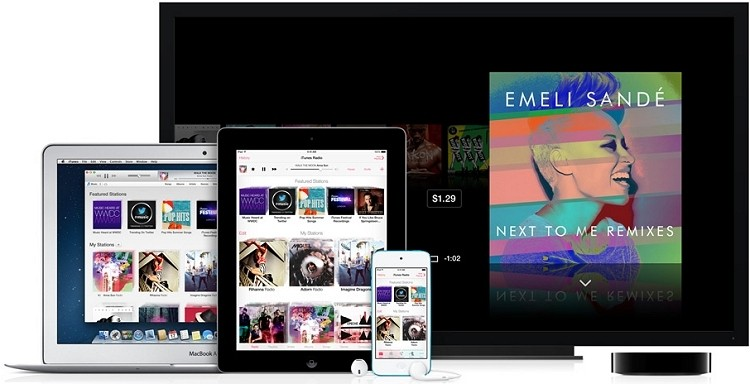 apple, streaming, video ads, itunes radio