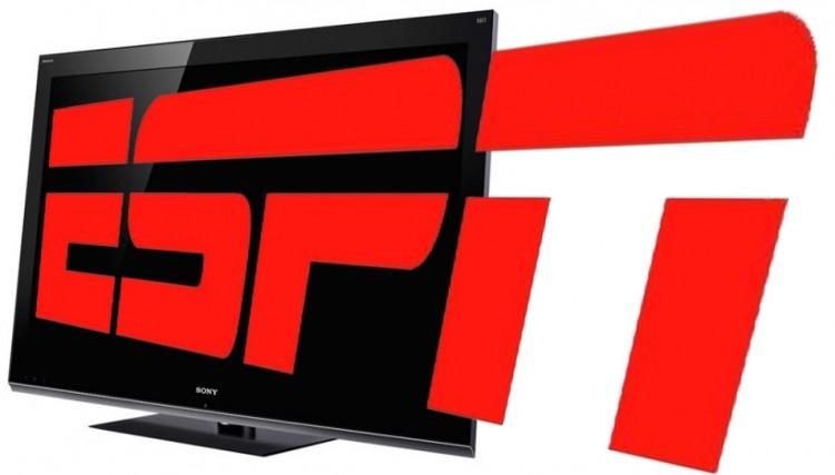 espn television sports web-based tv