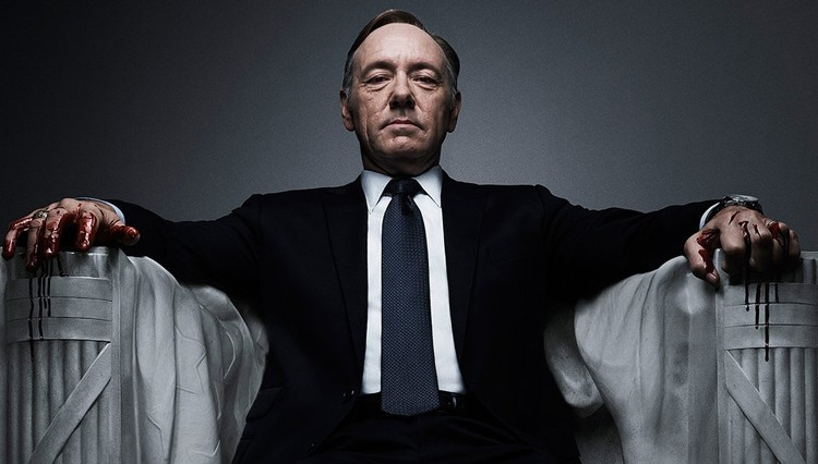 netflix, house of cards, kevin spacey, original series