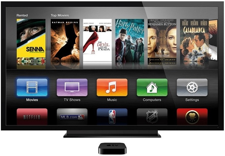 apple, vevo, apple tv, weather channel