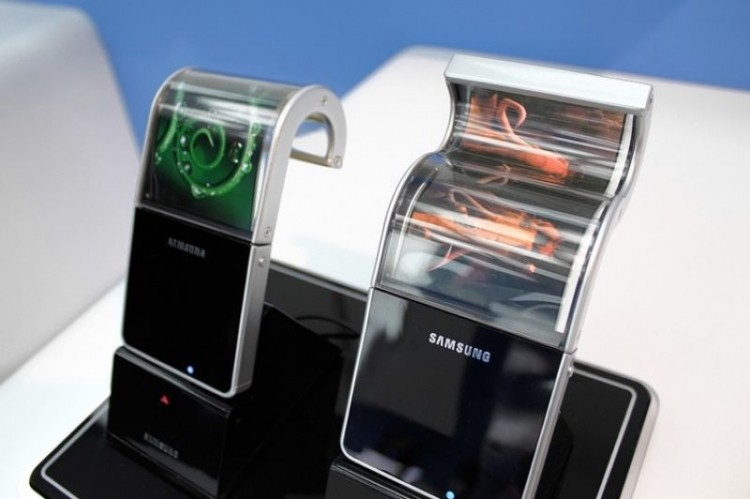 samsung, oled, flexible display, flexible oled, smartwatch