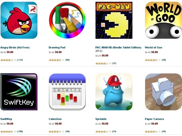 amazon android apps free android apps