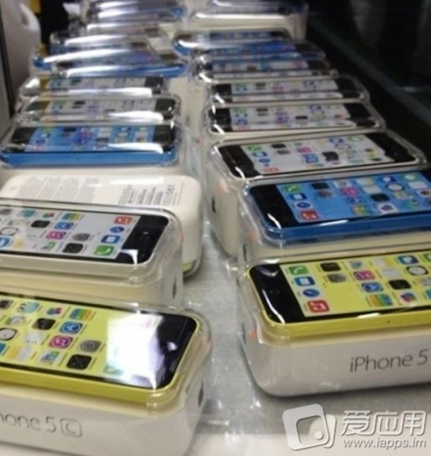iphone apple leaked pictures iphone 5c