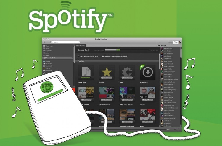iphone, ipad, spotify, bluetooth, mobile app, music streaming