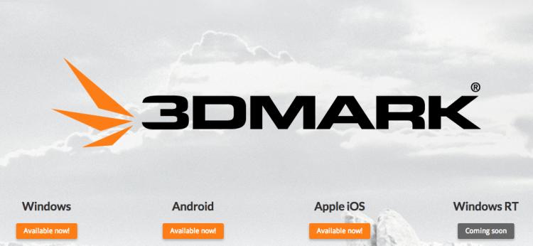 windows, android, ios, futuremark, 3dmark, performance, comparison