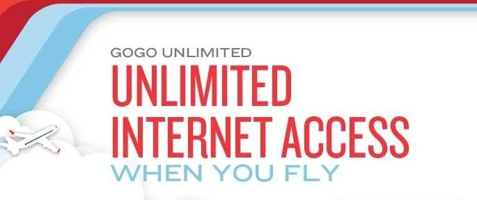 gogo 60mbps wifi in flight wifi