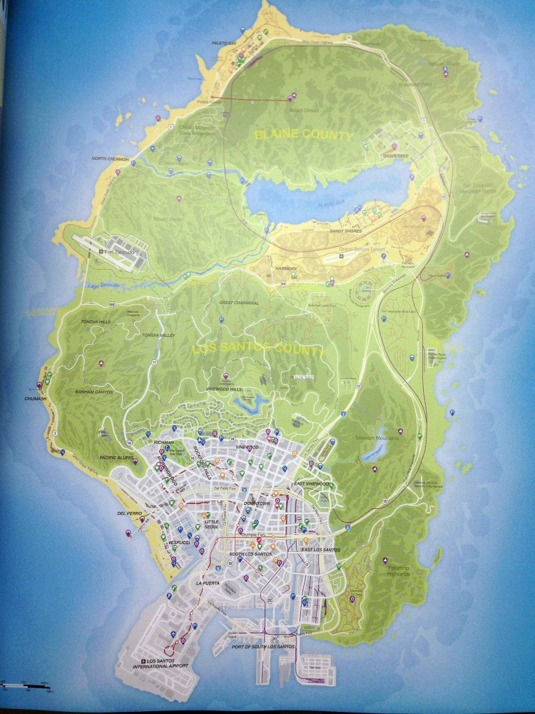 gta grand theft auto map gta 5 gta v leaked map gta v map