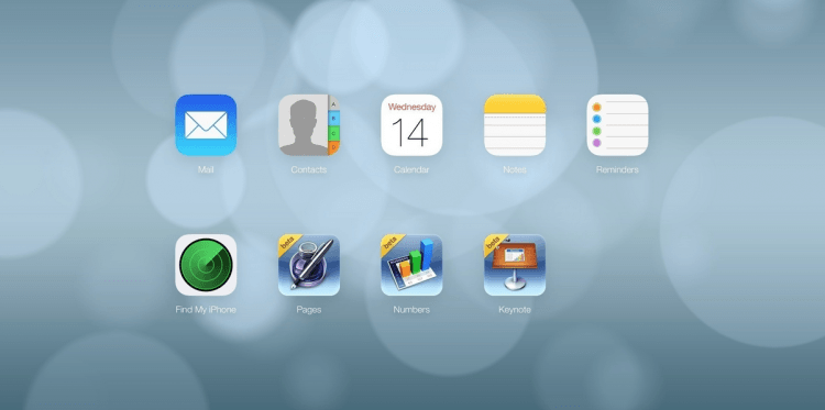 ios, cloud, mail, apple icloud, jony ive, contacts, ios 7