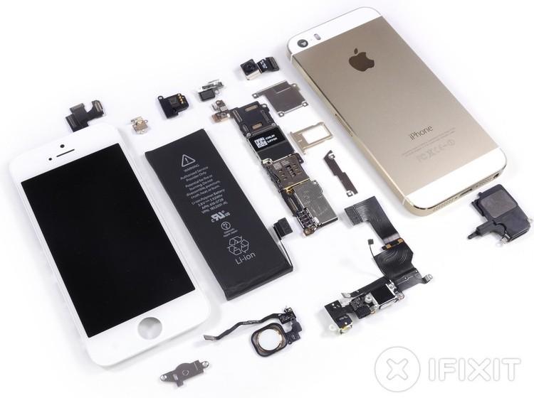 ifixit iphone apple iphone 5s iphone 5c
