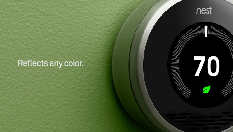 nest labs, thermostat, nest, learning thermostat, smoke detector