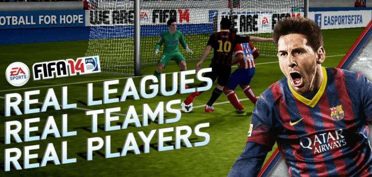 android, ios, ea, fifa, football, fifa 14, soccer