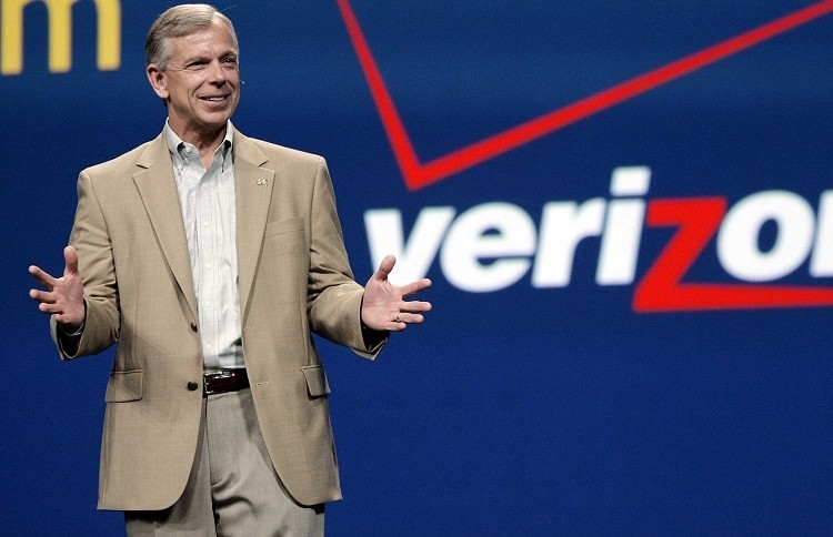 verizon, lte, verizon ceo, lowell mcadam
