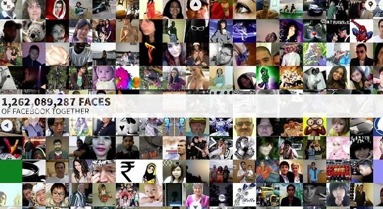 faces facebook social network faces of facebook