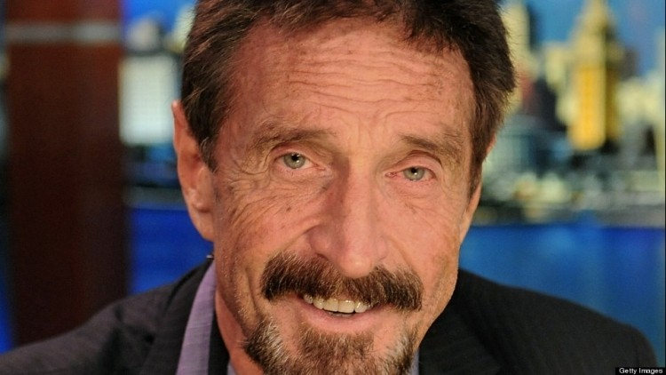 nsa, national security agency, john mcafee
