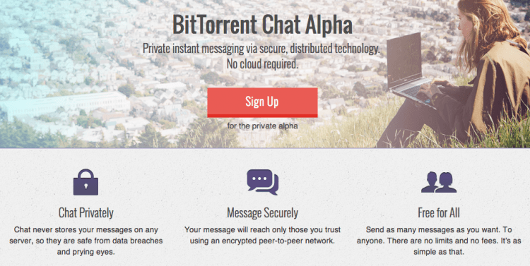 bittorrent, im, messaging