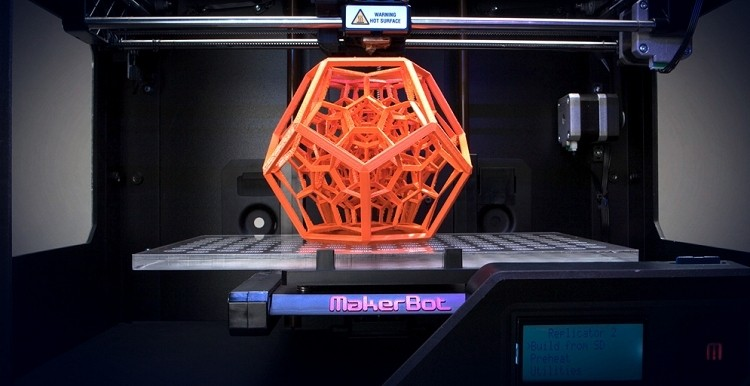 ces, 3d printing, makerbot, consumer electronics show