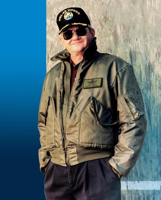 author tom clancy tom clancy