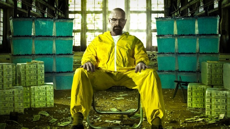 breaking bad, dreamworks animation, jeffrey katzenberg, online streaming