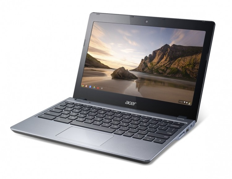 acer haswell c720 chromebook google intel chromebook c720