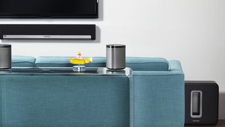 sonos, playbar, wireless speaker