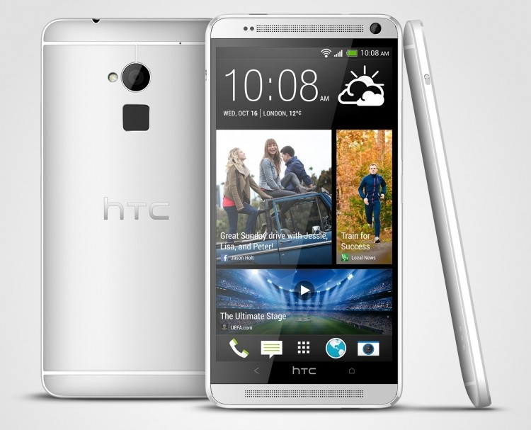 htc max android smartphone phablet one one max