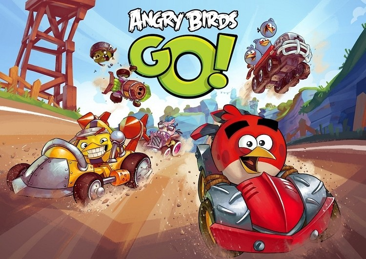 nintendo, angry birds, rovio, mobile gaming, bad piggies, angry birds go, mario kart