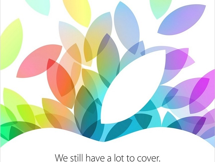 apple ipad october 22