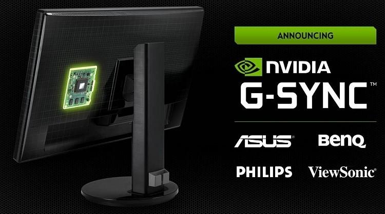 nvidia, monitor, g-sync