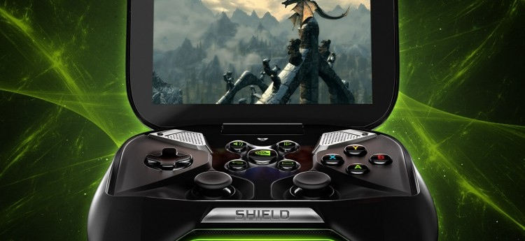 nvidia, gaming console, shield, portable gaming, logan