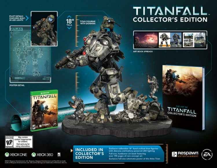 titanfall xbox ea xbox 360 pc gaming gaming console xbox one next generation respawn
