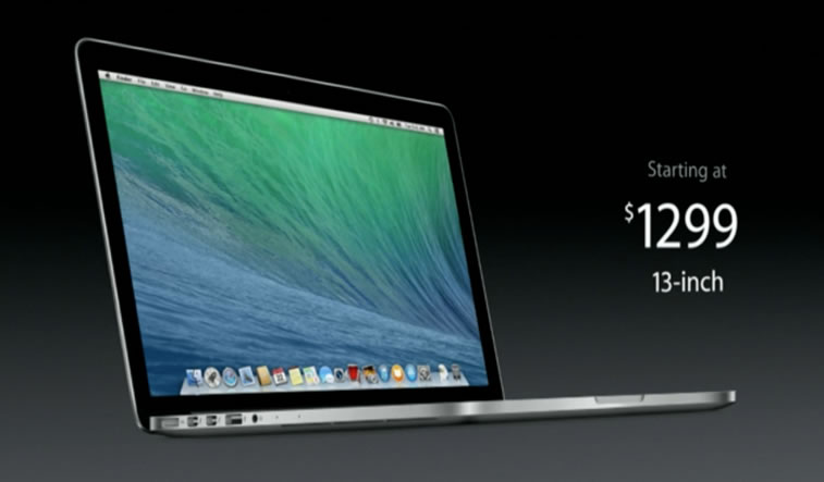 Apple refreshes macbook pro retina laptops with haswell cuts prices